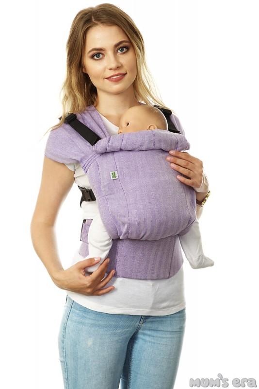 Mums Era Слинг-рюкзак Нидл цвет лаванда35278