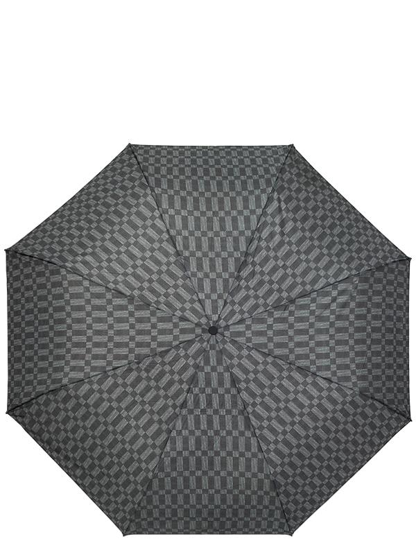 Зонт Eleganzza муж А3-05-FF1086XL 20A3-05-FF1086XLМужской зонт-автомат. Материал купола 100% полиэстер, эпонж. Материал каркаса: сталь + алюминий + фибергласс. Материал ручки: пластик. Длина изделия - 32 см. Увеличенный диаметр купола - 115 см.
