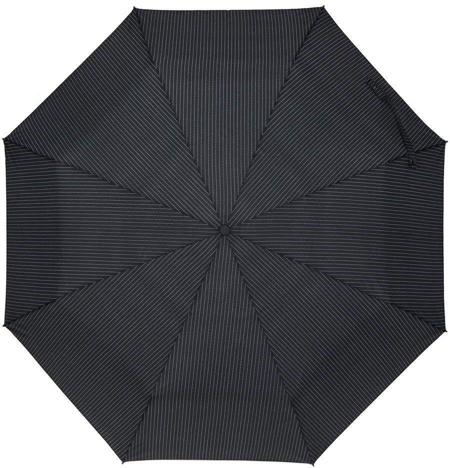 Зонт Eleganzza муж А3-05-FF687LS 01A3-05-FF687LSМужской зонт-автомат. Материал купола 100% полиэстер, эпонж. Материал каркаса: сталь + фибергласс. Материал ручки: пластик. Длина изделия - 30 см, диаметр купола - 98 см.