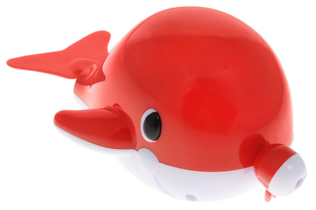 Navystar Игрушка для ванной Кит65082-1Игрушка для ванной Navystar Кит обрадует вашего малыша во время купания и сделает этот порой нелегкий процесс приятным и веселым. Игрушка выполнена в виде кита с детенышем. Если потянуть за фигурку детеныша, а затем отпустить, кит начнет двигать хвостовым плавником. Игрушка для ванной Navystar Кит не только развеселит вашего малыша, но и поможет развить мелкую моторику.