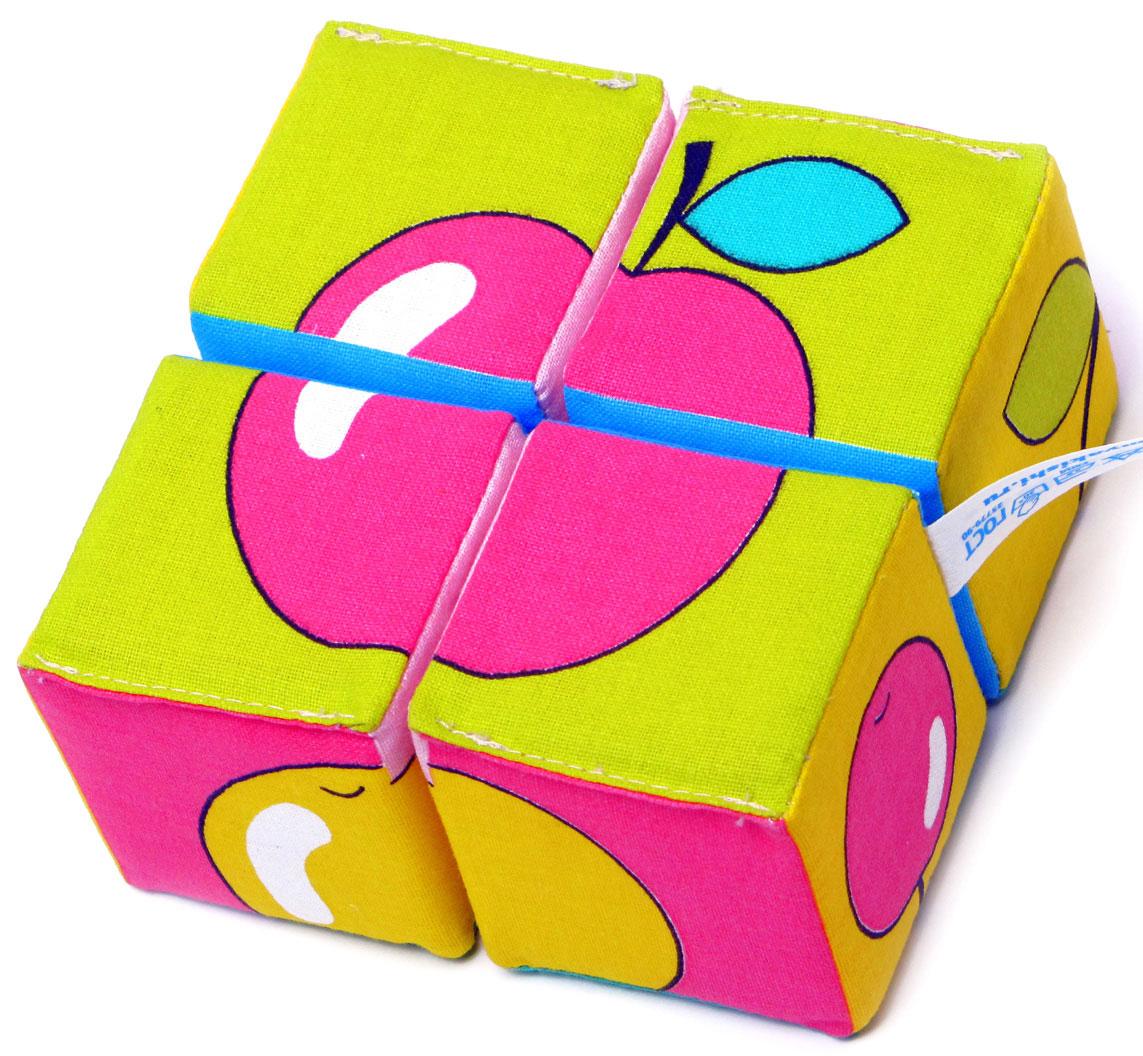 Мякиши Кубики Собери картинку Ягоды фрукты овощи sql полное руководство 3 издание