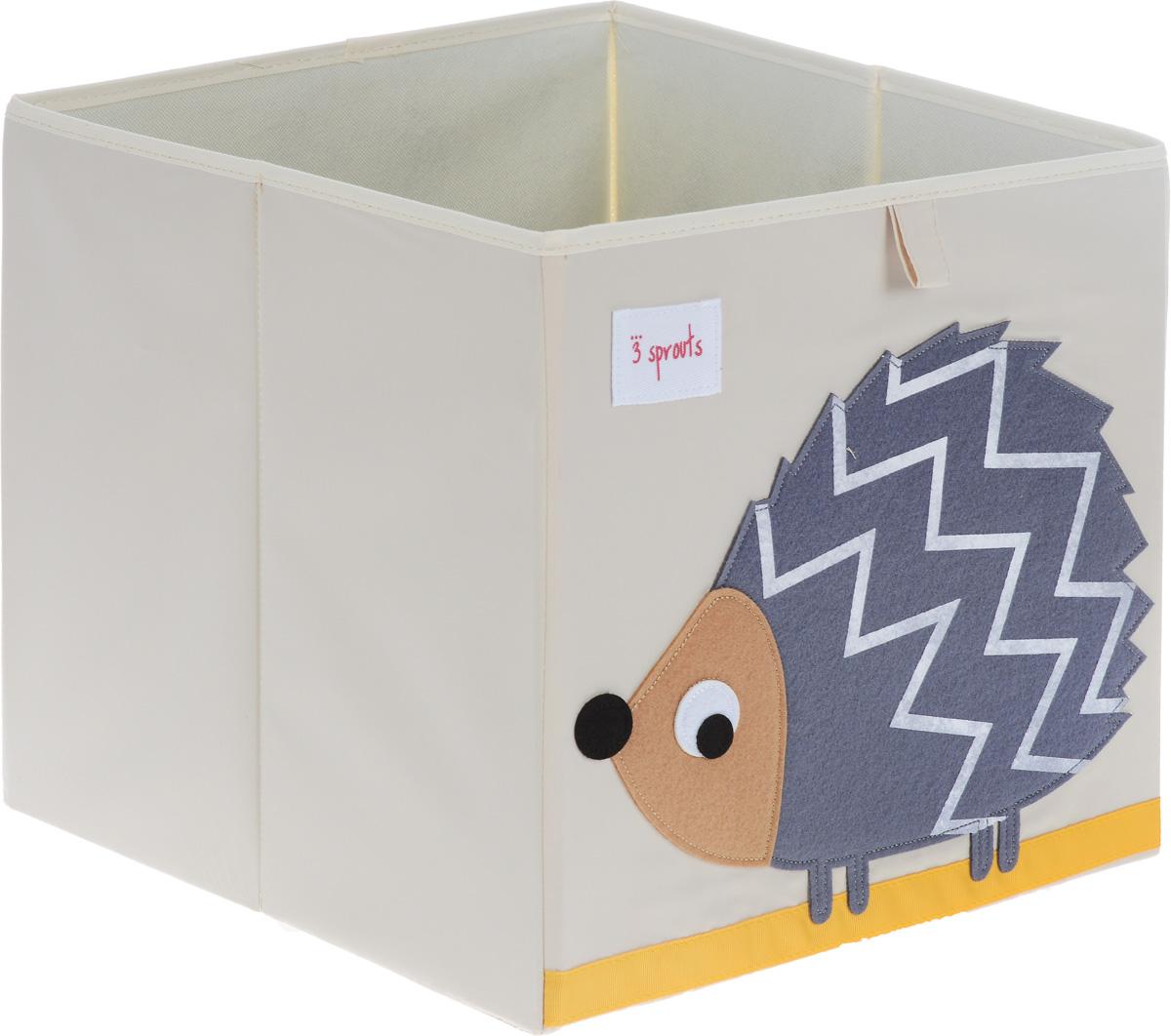 3 Sprouts Коробка для хранения Ежик