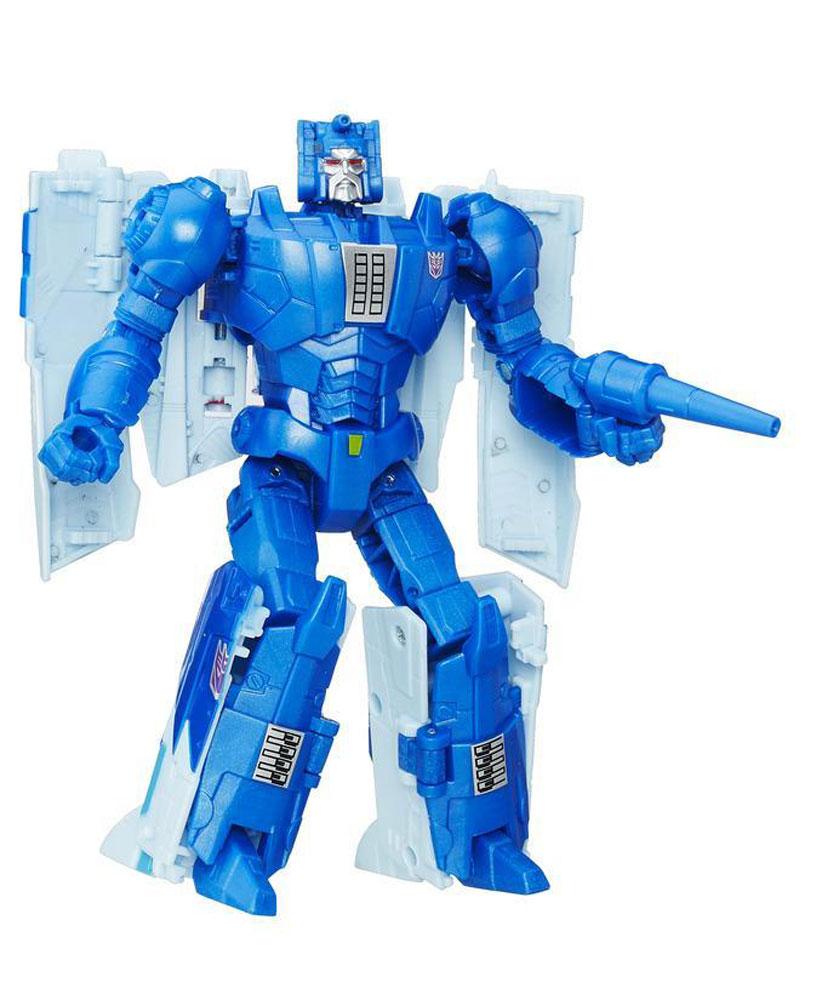 Transformers Трансформер Fracas & ScourgeB7762EU4_B7029Трансформер Transformers Fracas & Scourge обязательно понравится всем маленьким поклонникам знаменитых Трансформеров! Фигурка выполнена из прочного пластика. В несколько простых шагов (14 шагов) малыш сможет трансформировать фигурку робота в транспортное средство и обратно. Фигурка отличается высокой степенью детализации. Ребенок с удовольствием будет играть с трансформером, придумывая различные истории. Порадуйте его таким замечательным подарком! В комплект также входят оружие трансформера и карта персонажа с техническими характеристиками.