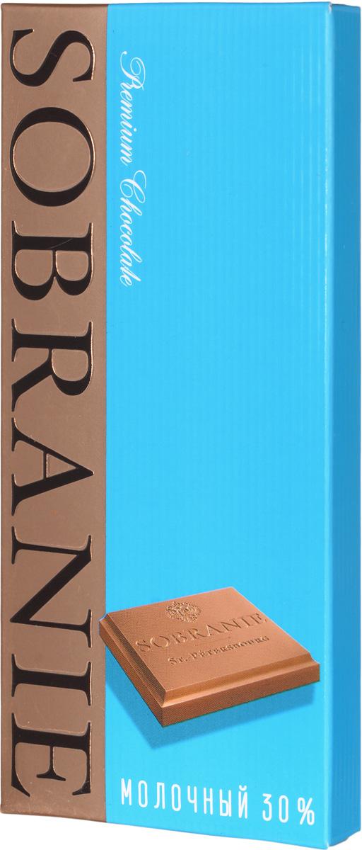 Sobranie молочный шоколад, 45 г