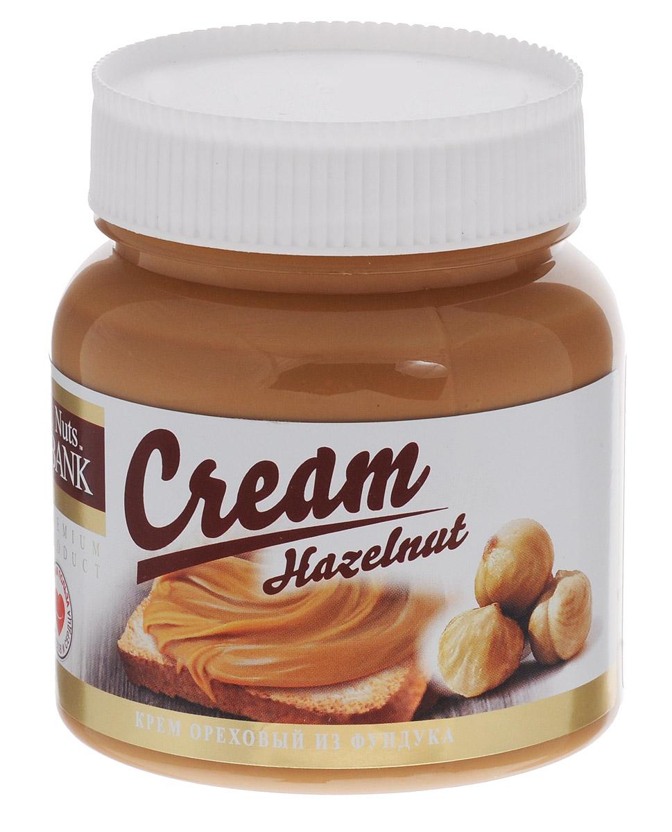 Nuts Bank Крем ореховый из фундука, 250 г