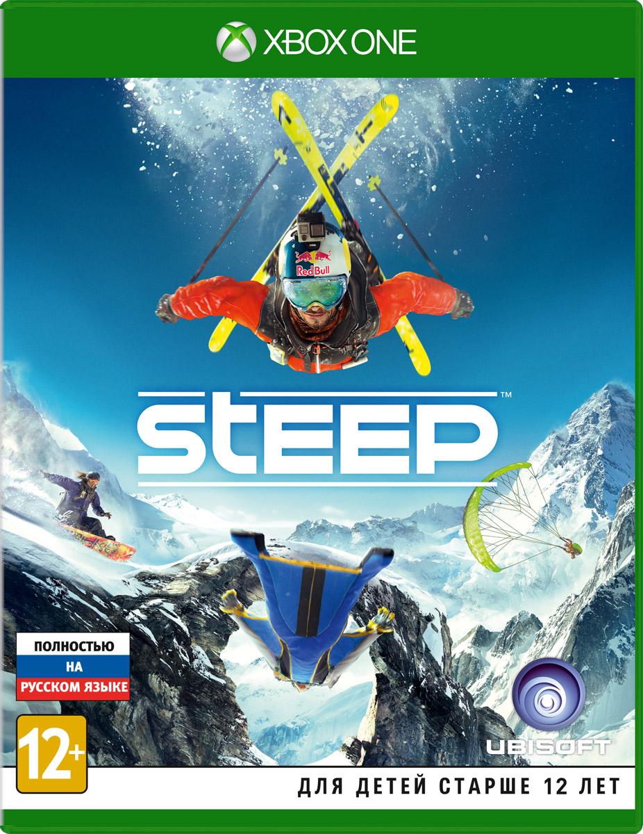 SteepПрокатитесь по огромному открытому миру Альп и Аляски, где всегда много снега и гонки никогда не заканчиваются. Покорите самые крутые горные склоны мира на лыжах, сноуборде, вингсьюте и параплане. Играйте в одиночку или бок о бок с другими игроками. Записывайте видео и делитесь самыми безумными трюками. Бросьте вызов своим друзьям и всему миру! Пусть они опробуют ваши собственные трассы и попытаются побить ваши рекорды, а вы - вновь переживите свои самые большие неудачи. Горы в вашем распоряжении. Приготовьте ваше снаряжение и отправляйтесь их покорять. Катайтесь в свое удовольствие: Промчитесь по снежным склонам Альп и Аляски. Решайте сами, каким образом исследовать огромный открытый мир высоких гор на лыжах, сноуборде, вингсьюте или параплане. Разделите незабываемые моменты с другими игроками: Разделите самые захватывающие и незабываемые моменты с другими игроками. Встречайте их, играйте вместе или соревнуйтесь с ними в...