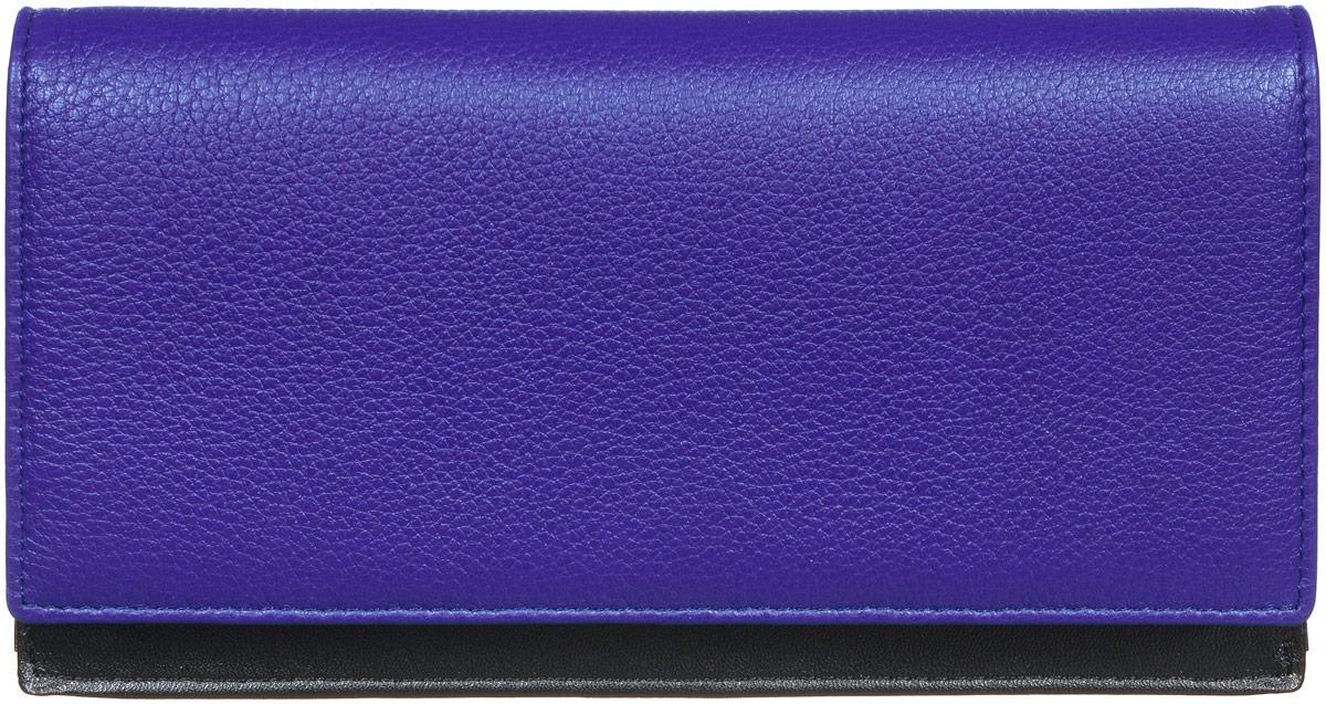 Кошелек женский Vitacci, цвет: синий. HS050HS050