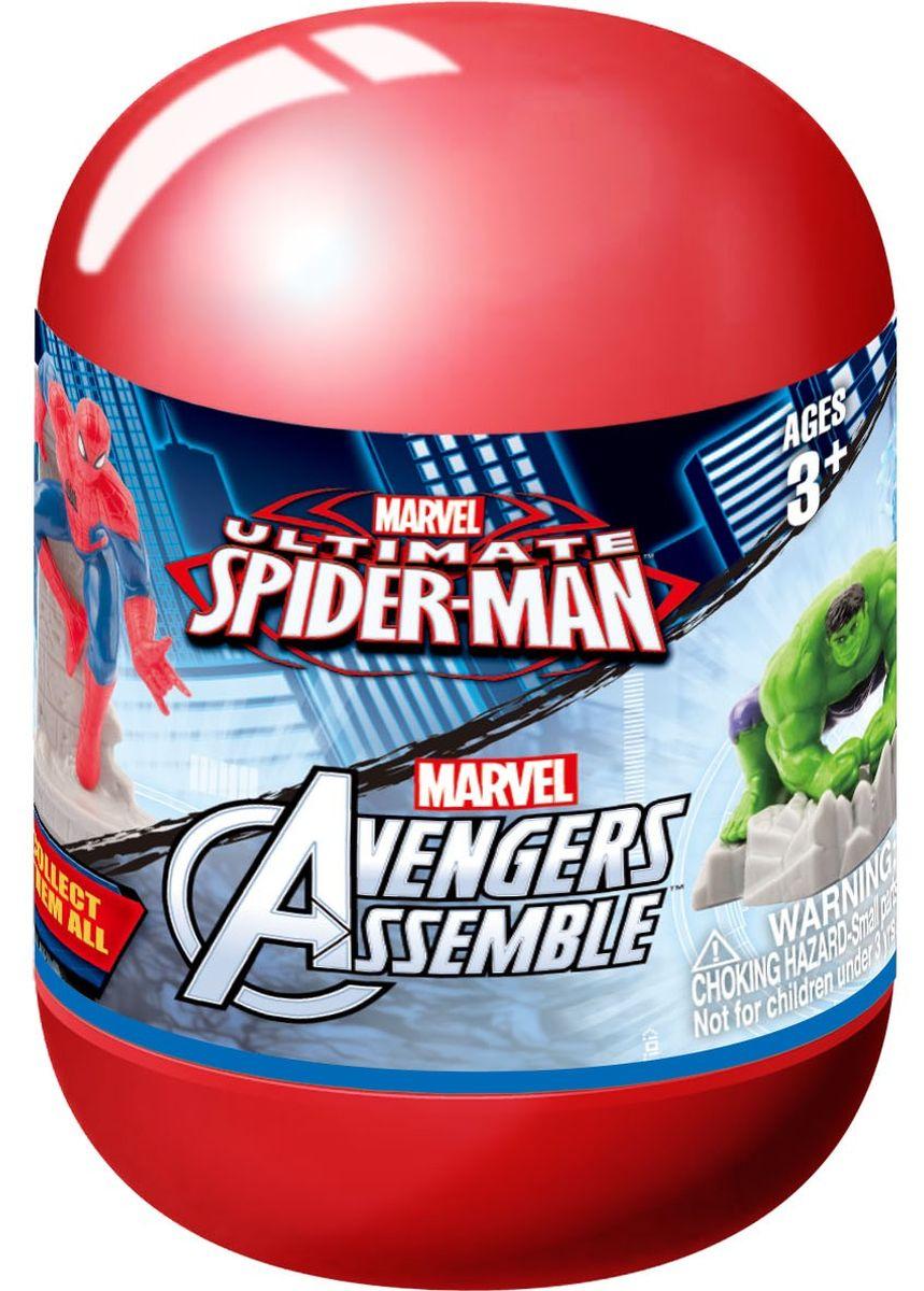 Zuru Фигурка Мстители4401Q2Фигурки Zuru Мстители - это оригинальные фигурки, упакованные в непрозрачную пластиковую капсулу. Они изображают Мстителей - знаменитых супергероев вселенной Marvel. В коллекции представлены 5 персонажей: Человек-Паук - один из самых знаменитых и популярных супергероев. Обыкновенный парень, Питер Паркер получил суперсилу после укуса паука. Железный Человек - не менее популярный персонаж. Знаменитый борец со злом Тони Старк, самый обычный человек в супер-костюме. Капитан Америка - символ патриотизма в легендарном синем костюме со звездой на груди. Халк - огромный зеленый монстр, в прошлом - ученый Брюс Беннер, который во время экспериментального взрыва оказался в его эпицентре и получил массивную дозу радиации. Тор - молодой бог грома, спустившийся на Землю. Фигурки выглядят очень красочно и ярко, они в точности копируют своего персонажа. Соберите целую коллекцию фигурок Мстители!