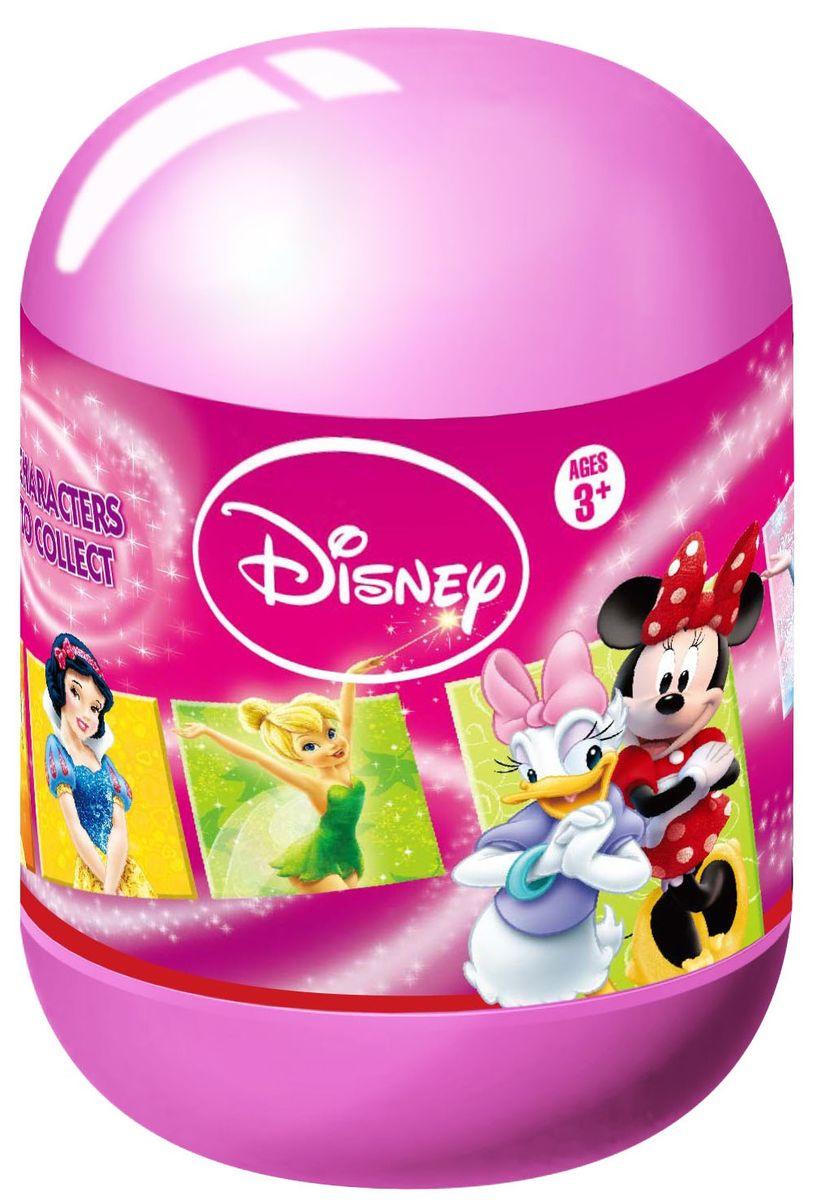 Zuru Капсула с фигуркой Принцессы Диснея 75 мм4702Q2Zuru - это оригинальные коллекционные фигурки, упакованные в непрозрачную Пластиковую капсулу. Они изображают героинь мультфильмов Disney, обожаемых миллионами девочек во всем мире. В коллекции представлены 8 персонажей: Рапунцель, Ариэль, фея Динь-Динь, Белль, Минни Маус, уточка Дейзи, Белоснежка и Эльза.