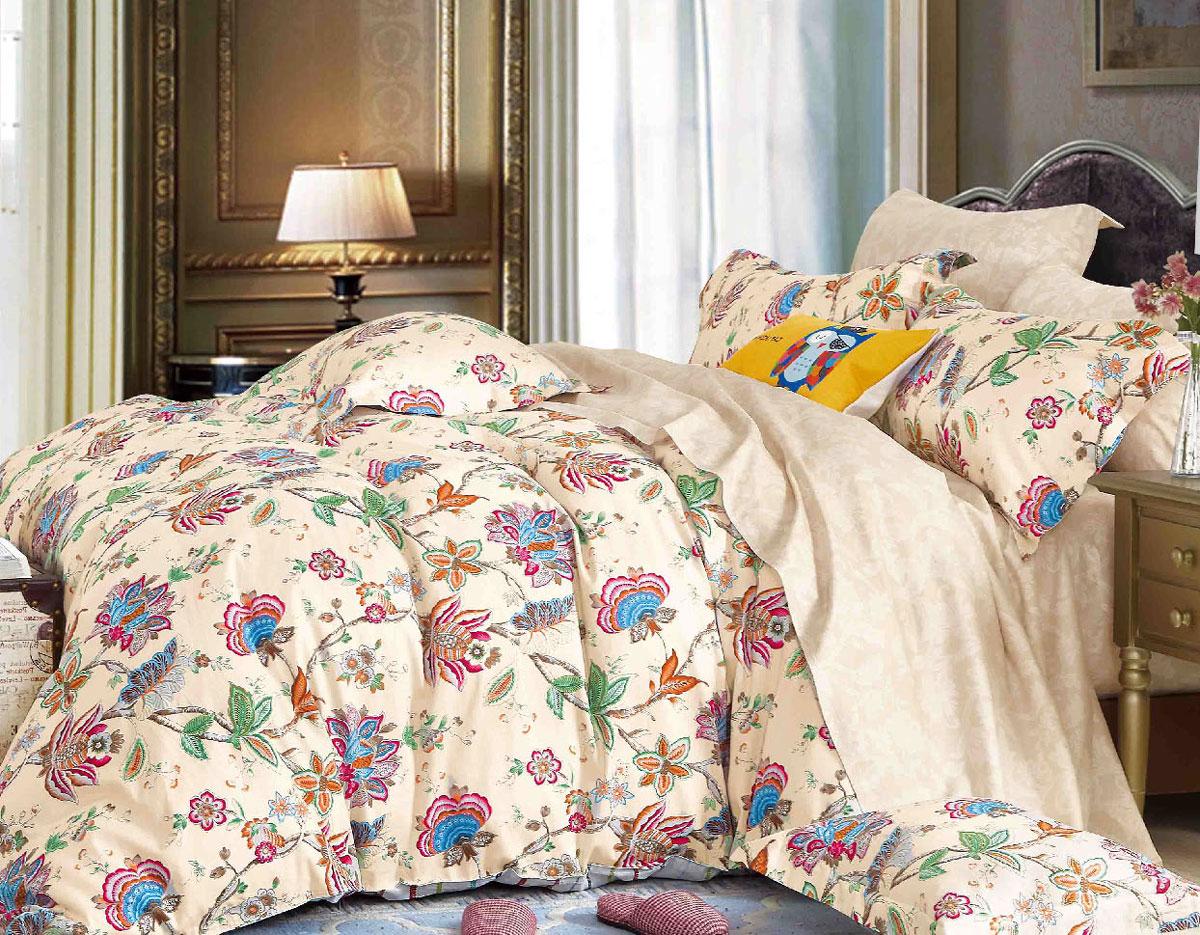 Комплект белья Seta Style Europe. EVA, 1,5-спальный, наволочки 70x7001961111