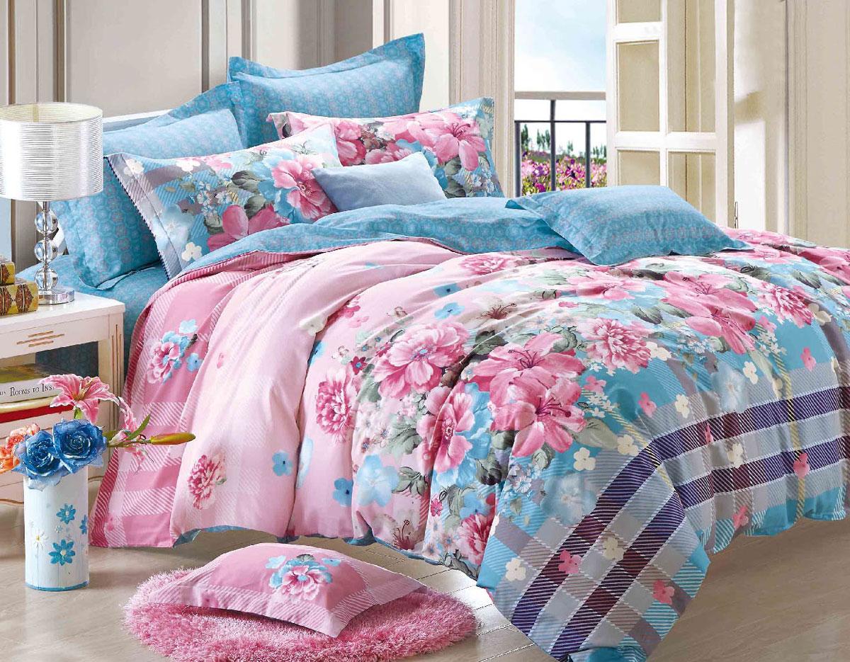 Комплект белья Seta Style Europe. PROVANCE, 2-спальный, наволочки 50x7001963512