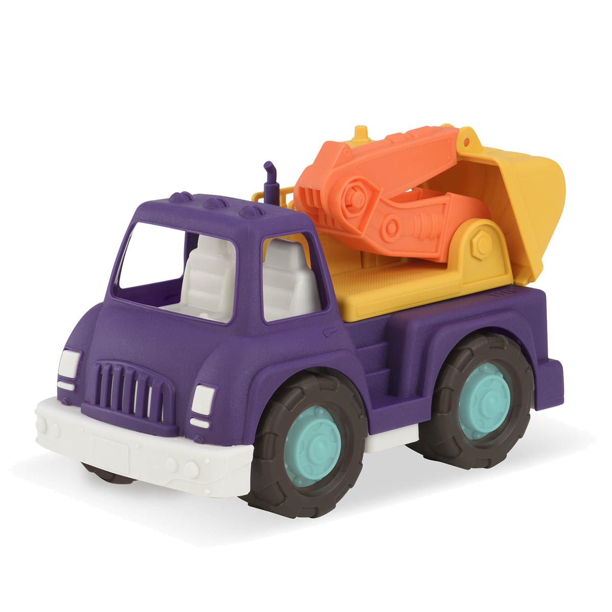 Wonder Wheels Экскаватор68036С нашими машинками любая работа по плечу и в удовольствие! Спасайте людей, тушите пожары, перевозите землю, гравий, стройте дороги, по которым вы можете поехать к новым приключениям! Нашим Колесам нет преград!