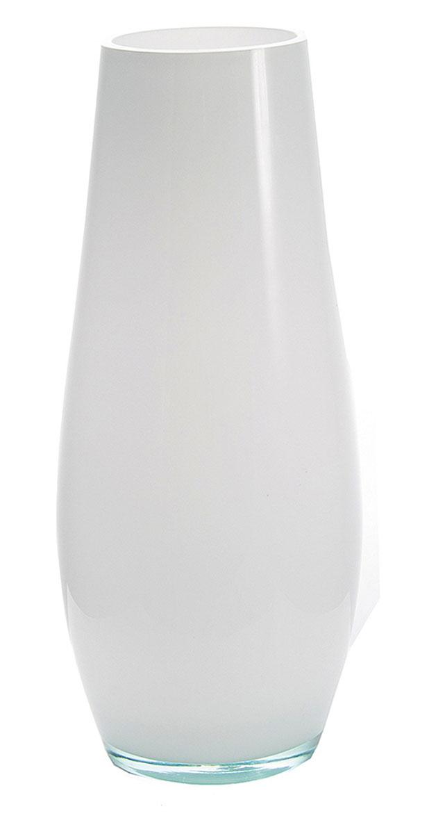 Ваза Русские Подарки, высота 33 см. 5140451404Ваза Русские Подарки, выполненная из стекла, украсит интерьер вашего дома или офиса. Оригинальный дизайн и красочное исполнение создадут праздничное настроение. Такая ваза подойдет и для цветов, и для декора интерьера. Кроме того - это отличный вариант подарка для ваших близких и друзей. Правила ухода: мыть теплой водой с применением нейтральных моющих средств.
