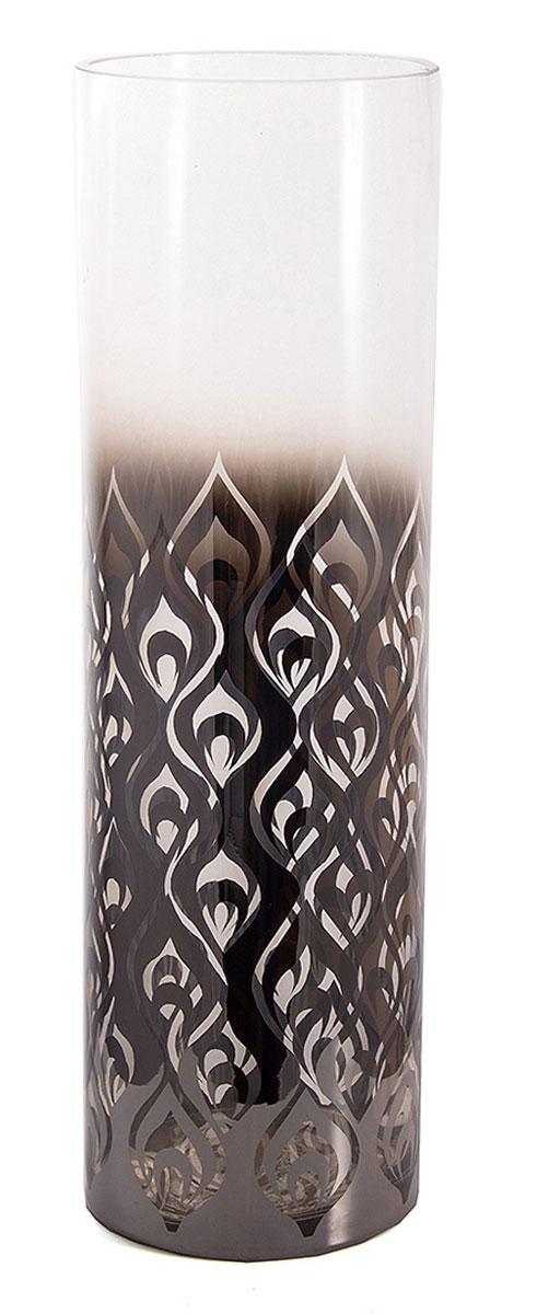 Ваза Русские Подарки, высота 40 см. 5141351413Ваза Русские Подарки, выполненная из стекла, украсит интерьер вашего дома или офиса. Оригинальный дизайн и красочное исполнение создадут праздничное настроение. Такая ваза подойдет и для цветов, и для декора интерьера. Кроме того - это отличный вариант подарка для ваших близких и друзей. Правила ухода: мыть теплой водой с применением нейтральных моющих средств. Высота вазы: 40 см. Диаметр вазы: 12 см.