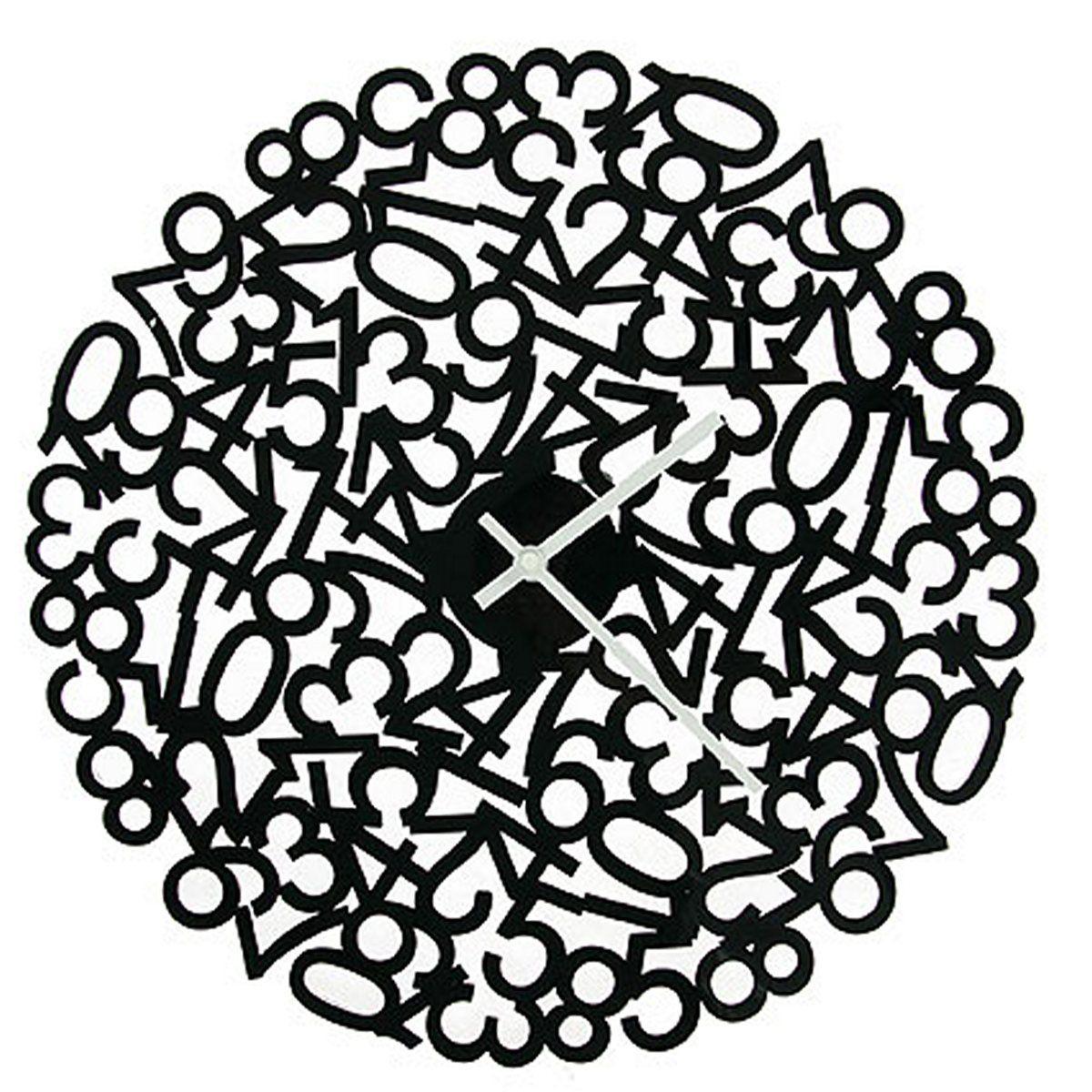 Часы настенные Русские Подарки, диаметр 30 см. 122416122416Настенные кварцевые часы Русские Подарки изготовлены из полиамида. Корпус оформлен цифрами, расположенными в хаотичном порядке. Часы имеют две стрелки - часовую и минутную. С обратной стороны имеется петелька для подвешивания на стену. Такие часы красиво и оригинально оформят интерьер дома или офиса. Также часы могут стать уникальным, полезным подарком для родственников, коллег, знакомых и близких. Часы работают от батареек типа АА (в комплект не входят).