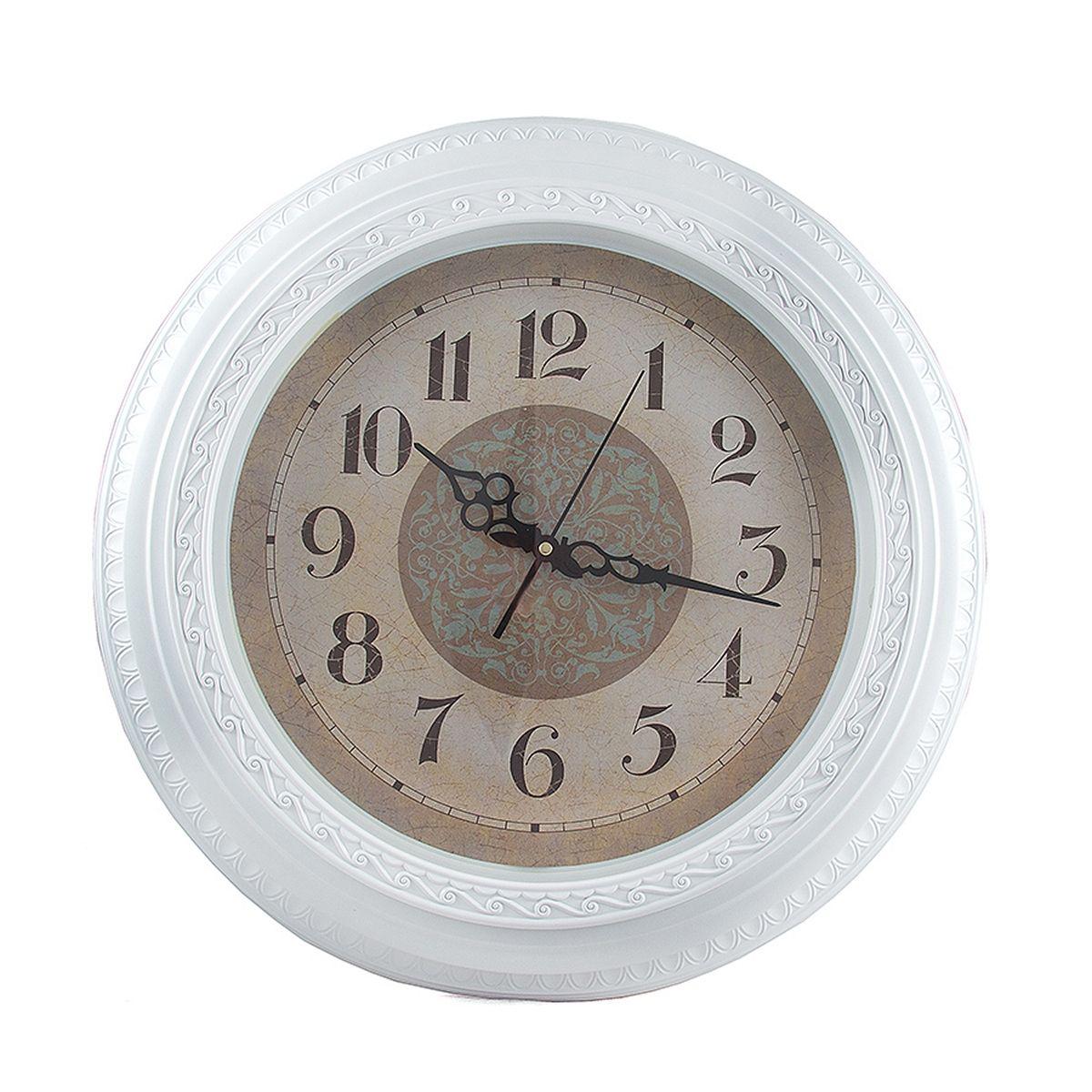 Часы настенные Русские Подарки, диаметр 53 см. 222441222441