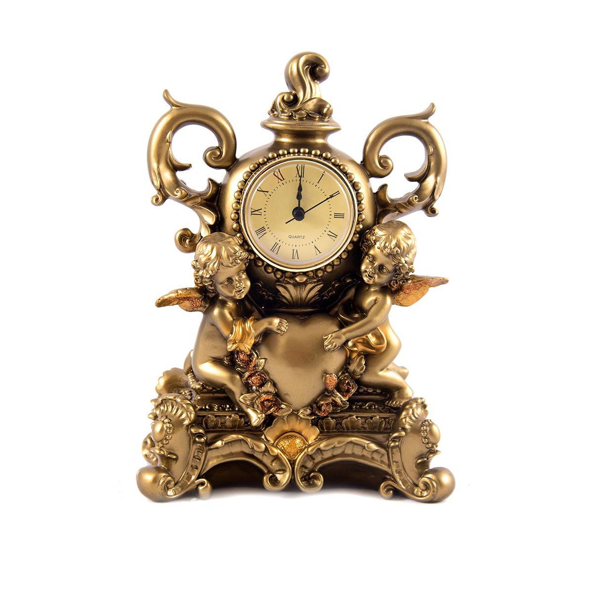 Часы настольные Русские Подарки Ангелы, 16 х 25 см. 5940359403