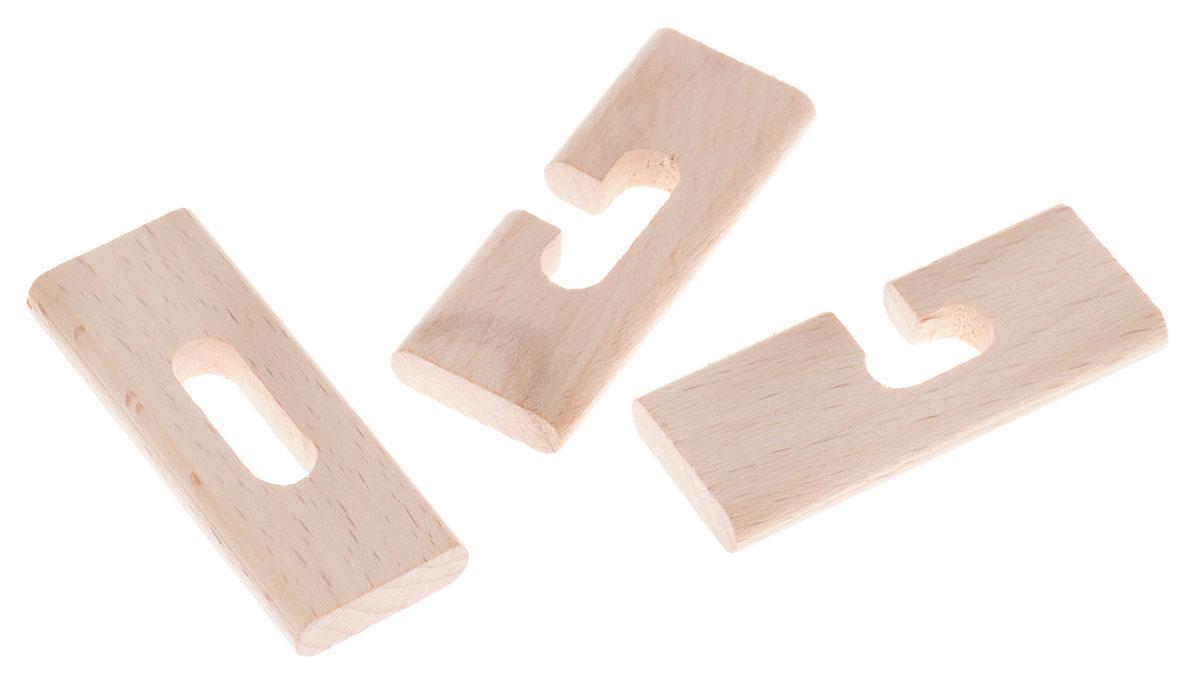 Professor Puzzle Головоломка The Cross130684_The crossГоловоломка Professor Puzzle The Cross - это мини-головоломка в забавной маленькой коробочке, напоминающей коробок со спичками! Найдите хитрый способ, которым три деревянные детали соединяются друг с другом! Такой коробок с головоломкой удобно взять с собой. Занятия с головоломкой способствуют изучению форм, размеров, развитию логики, мелкой моторики и мышления.