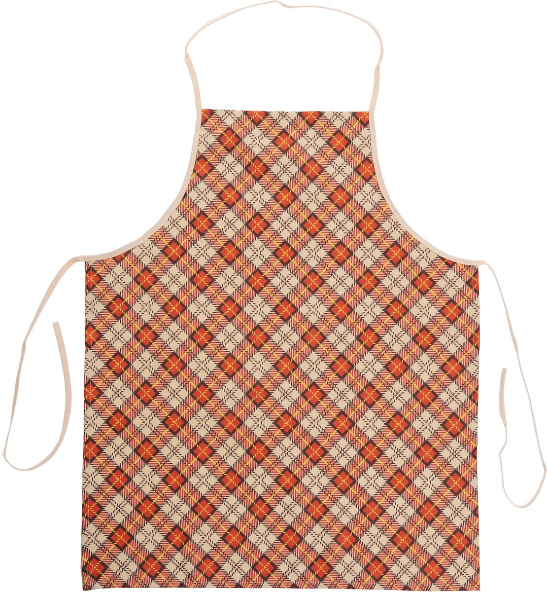 Фартук Bonita Принц Уэльский, 56 х 67 см14010816395Фартук Bonita Принц Уэльский изготовлен из натурального хлопка с покрытием, которое отталкивает грязь, воду и масло. Фартук оснащен завязками. Имеет универсальный размер. Декорирован красивым принтом в клетку, который понравится любой хозяйке. Такой фартук поможет вам избежать попадания еды на одежду во время приготовления пищи. Кухня - это сердце дома, где вся семья собирается вместе. Она бережно хранит и поддерживает жизнь домашнего очага, который нас согревает. Именно поэтому так важно создать здесь атмосферу, которая не только возбудит аппетит, но и наполнит жизненной энергией. С текстилем Bonita открывается возможность не только каждый день дарить кухне новый облик, но и создавать настоящие кулинарные шедевры. Bonita станет незаменимым помощником и идейным вдохновителем, создающим вкусное настроение на вашей кухне.