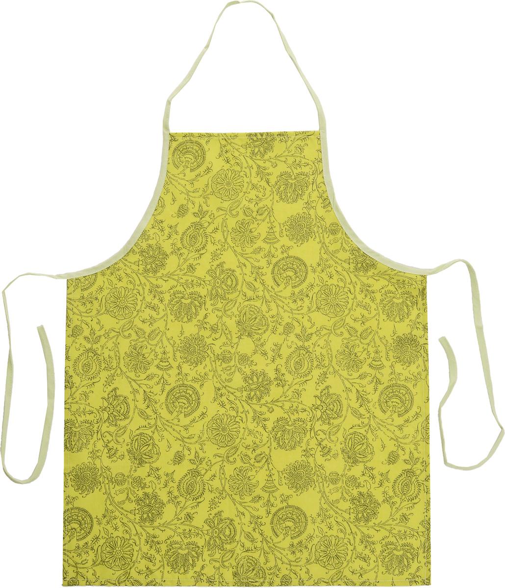 Фартук Bonita Марципан, 56 х 67 см14010815711Фартук Bonita Марципан изготовлен из натурального хлопка с покрытием, которое отталкивает грязь, воду и масло. Фартук оснащен завязками. Имеет универсальный размер. Декорирован красивым узором, который понравится любой хозяйке. Такой фартук поможет вам избежать попадания еды на одежду во время приготовления пищи. Кухня - это сердце дома, где вся семья собирается вместе. Она бережно хранит и поддерживает жизнь домашнего очага, который нас согревает. Именно поэтому так важно создать здесь атмосферу, которая не только возбудит аппетит, но и наполнит жизненной энергией. С текстилем Bonita открывается возможность не только каждый день дарить кухне новый облик, но и создавать настоящие кулинарные шедевры. Bonita станет незаменимым помощником и идейным вдохновителем, создающим вкусное настроение на вашей кухне.