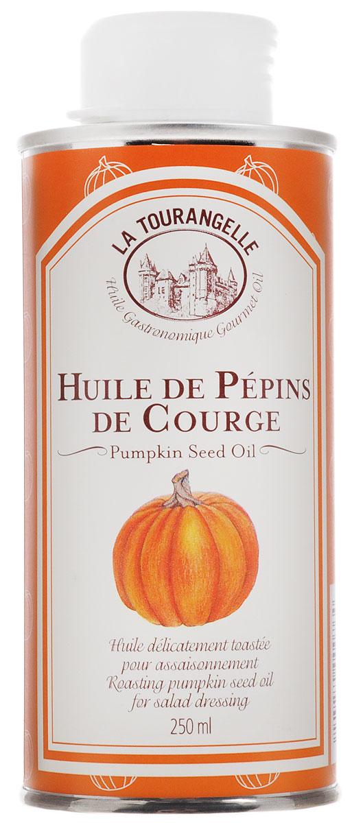 La Tourangelle Pumpkin Seed Oil масло тыквенное, 250 мл3245270000764La Tourangelle Pumpkin Seed Oil изготовлено по традиционным методам австрийских мастеров, позволяющим сохранить все вкусовые качества, питательные вещества и преимущества для здоровья, которые дает природа. Семена медленно обжариваются, затем прессуются и результат фильтруется. Это масло дает богатый вкус в качестве приправы к салату, макаронным изделиям и делает обычный прием пищи необыкновенным. Тыква содержит большое количество питательных веществ (цинк, витамин А и Е, магний). Тыквенное масло благотворно влияет на мочевыделительную и репродуктивную систему. Продукт дает интенсивный, глубокий вкус тыквы к салатной заправке, супам, маринадам, макаронам. Оно не используется для приготовления пищи, так как может стать горьким и теряет свою питательную ценность при нагревании. Наслаждайтесь его вкусом в салатах, приправляя зелень, пиццу, суп, хлеб или даже мороженое.