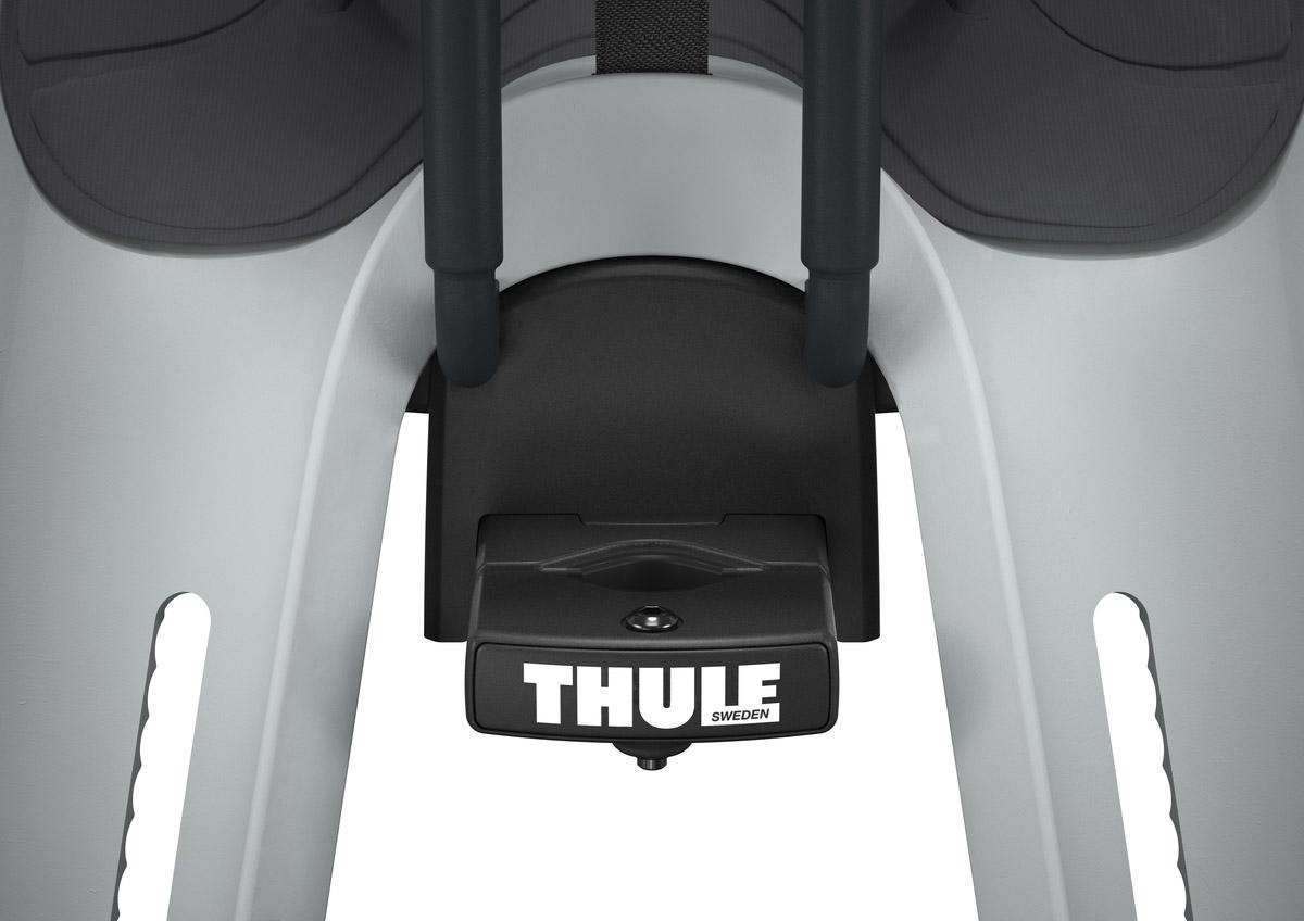 Установочный адаптер Thule Ride Along Mini Quick Release Bracket, для 2-го велосипеда100201Изделие можно использовать с обычными и выносными кронштейнами (диаметром 20–28 мм). Идеальное решение для родителей, которым часто приходится брать ребенка с собой в поездку