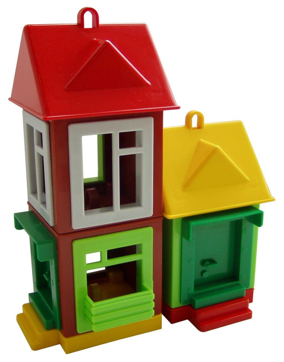 Форма Дом панельныйС-164-ФКомплект: 1 домик. Из чего сделана игрушка (состав): Пластик. Размер упаковки: 16 x 21 x 8.5 см. Упаковка: Сетка. Игровой набор Панельный дом - замечательный комплект для сборки Пластикового домика. Домик можно собирать и разбирать, расставлять окна и двери по своему усмотрению. На крыше домика имеется специальная петля, за которую может цепляться кран из серии Детский сад, он приобретается отдельно. С таким набором ребенок почувствует себя настоящим инженером-строителем.