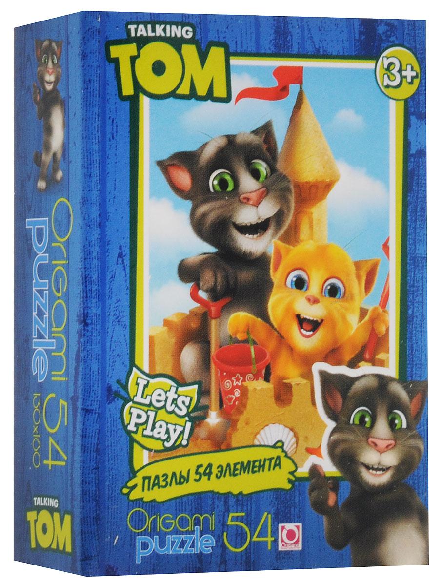 Оригами Пазл для малышей Talking Tom 01004
