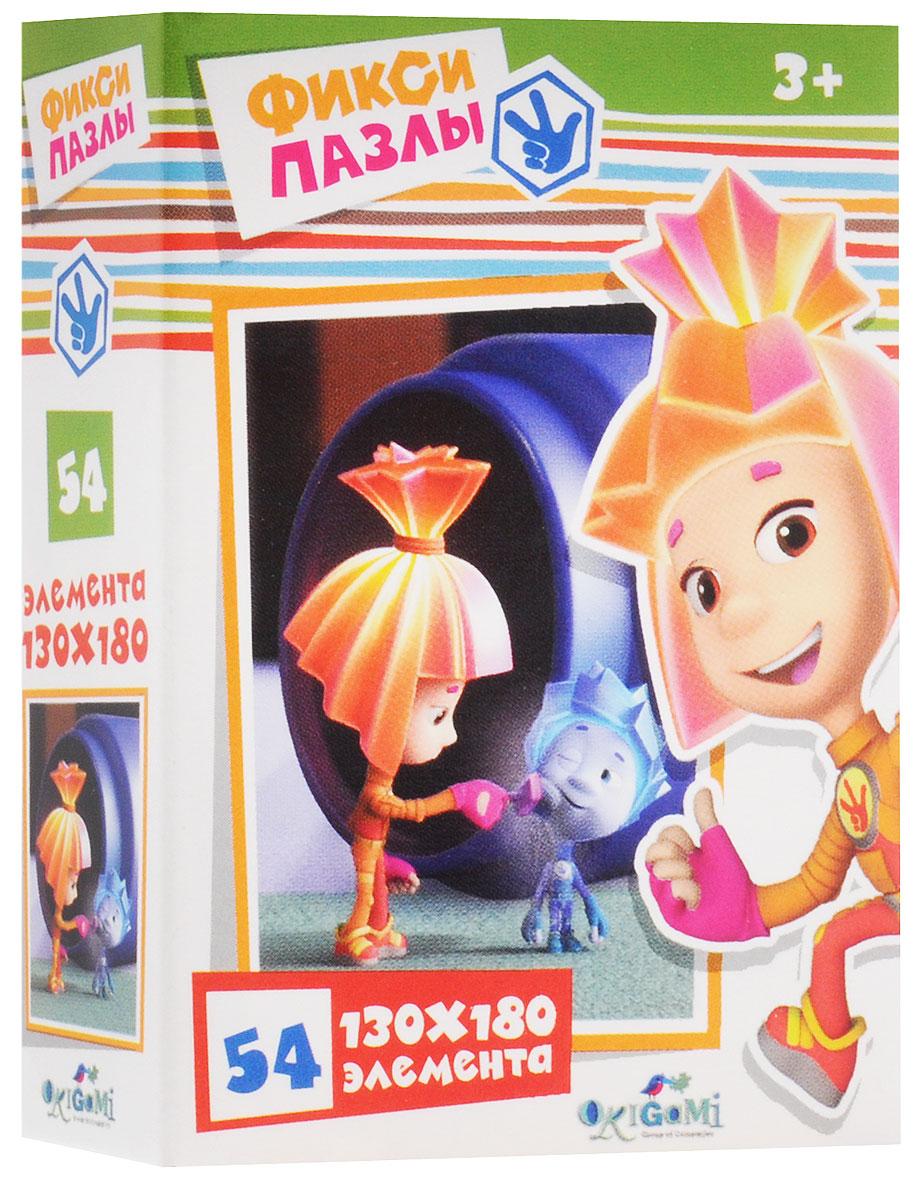 Оригами Пазл для малышей Фиксики Пылесос11 678_1Красочный пазл Оригами Фиксики: Пылесос - наилучшее решение для развития вашего малыша. Собирая картинку из 54 элементов, малыш учится соотносить отдельные элементы в целое изображение, подбирать фрагменты по цвету и форме. Пазл поможет развить у малыша мелкую моторику рук, цветовосприятие, воображение и логическое мышление, научит видеть большое в малом. Вознаграждением за усердие будет красивая картинка.