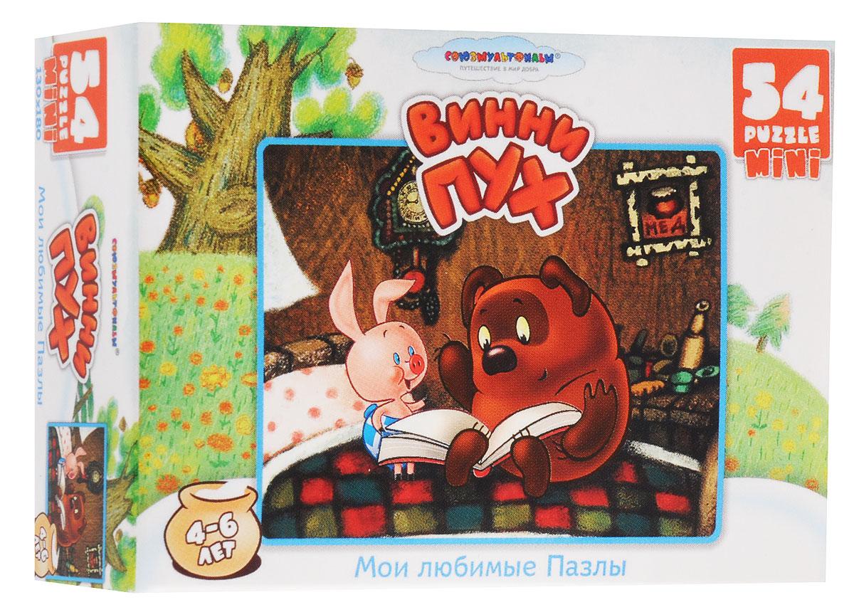 Оригами Пазл для малышей Винни-пух и Пятачок