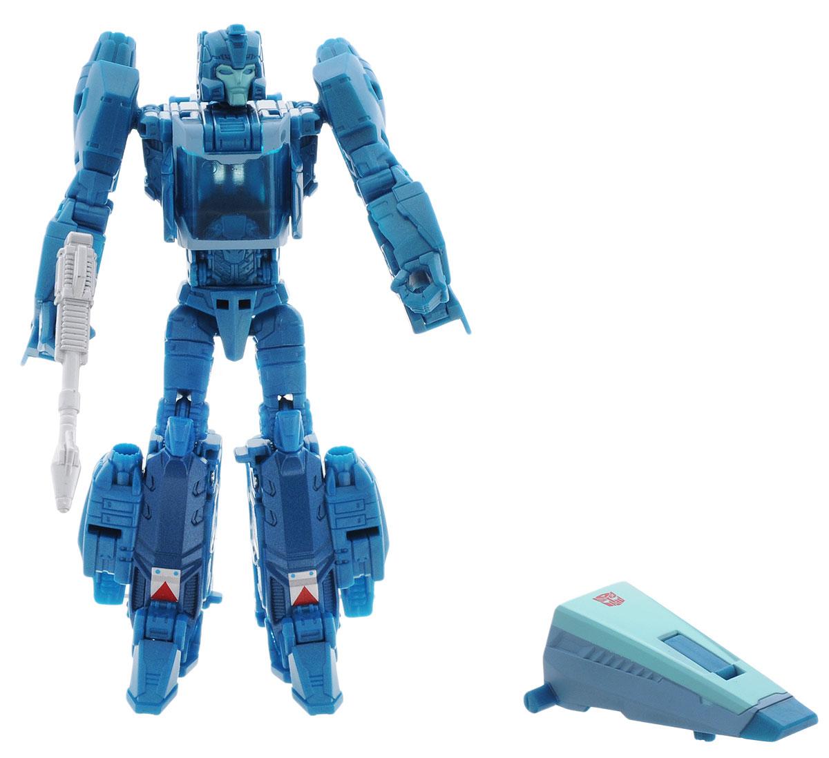 Transformers Трансформер Hyperfire & BlurrB7762EU4_B7026Трансформер Transformers Hyperfire & Blurr обязательно понравится всем маленьким поклонникам знаменитых Трансформеров! Фигурка выполнена из прочного пластика. В несколько простых шагов малыш сможет трансформировать фигурку робота в боевую машину и обратно. Фигурка отличается высокой степенью детализации. Ребенок с удовольствием будет играть с трансформером, придумывая различные истории. Порадуйте его таким замечательным подарком! В комплект также входят оружие трансформера и карта персонажа с техническими характеристиками.