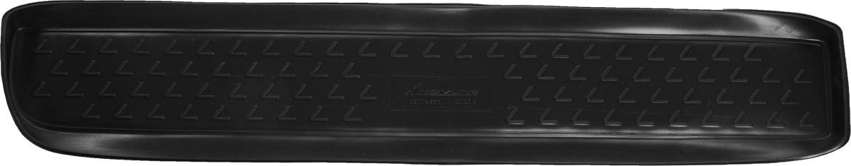 Коврик в багажник LEXUS GX 460 02/2010-2013, 2013-> кросс., 7 мест, кор. (полиуретан)