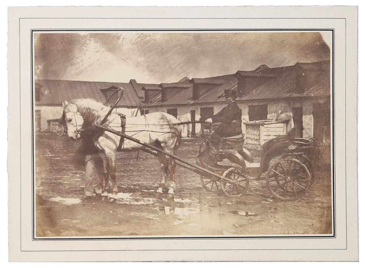 У конюшни. ФотографияНВА-2 2508 16-09У конюшни. Фотография