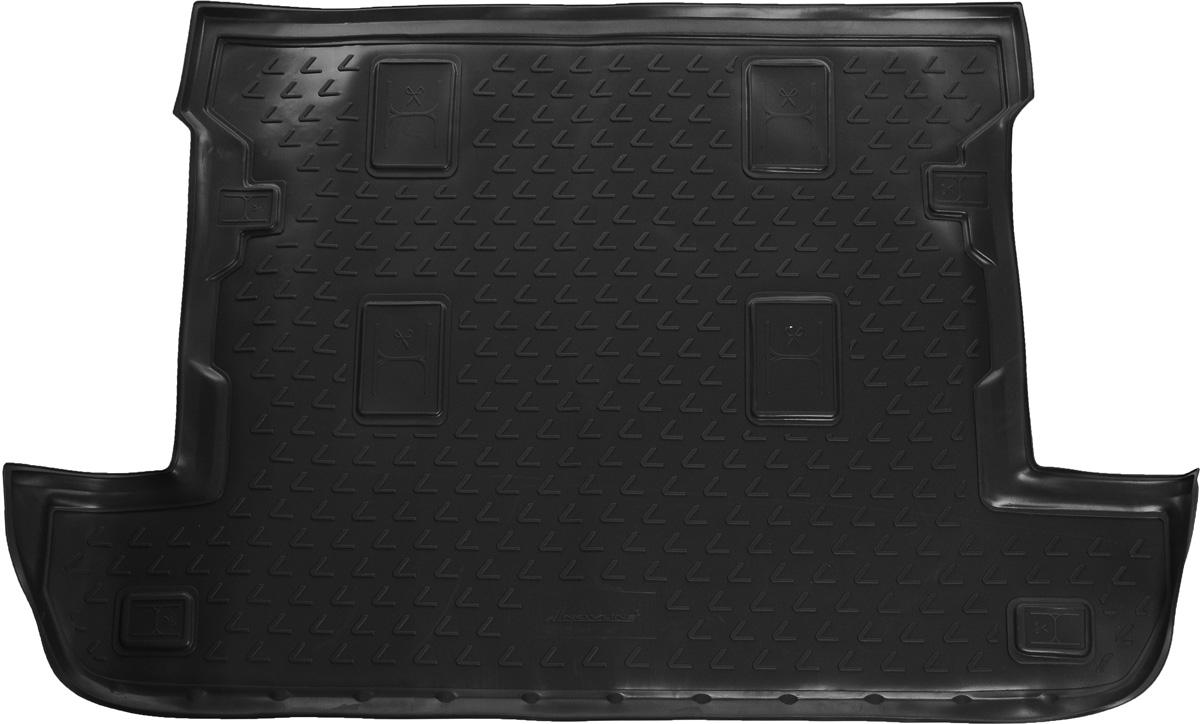 Коврик в багажник LEXUS LX 570 2007-2012, 2012->, внед. 7 мест, кор. (полиуретан, серый)NLC.29.07.B12gАвтомобильный коврик в багажник позволит вам без особых усилий содержать в чистоте багажный отсек вашего авто и при этом перевозить в нем абсолютно любые грузы. Этот модельный коврик идеально подойдет по размерам багажнику вашего авто. Такой автомобильный коврик гарантированно защитит багажник вашего автомобиля от грязи, мусора и пыли, которые постоянно скапливаются в этом отсеке. А кроме того, поддон не пропускает влагу. Все это надолго убережет важную часть кузова от износа. Коврик в багажнике сильно упростит для вас уборку. Согласитесь, гораздо проще достать и почистить один коврик, нежели весь багажный отсек. Тем более, что поддон достаточно просто вынимается и вставляется обратно. Мыть коврик для багажника из полиуретана можно любыми чистящими средствами или просто водой. При этом много времени у вас уборка не отнимет, ведь полиуретан устойчив к загрязнениям. Если вам приходится перевозить в багажнике тяжелые грузы, за сохранность автоковрика можете не беспокоиться. Он сделан...