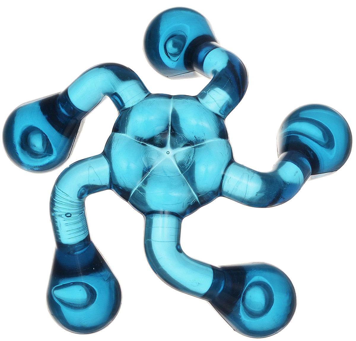 Лапонька-1 Мануальный массажер, цвет: бирюзовыйЛапонька-1_бирюзовый