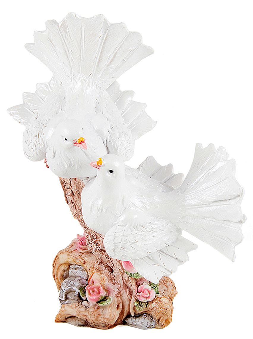 Фигурка декоративная Win Max Свадебные голуби, 18х11х22см. 127846127846
