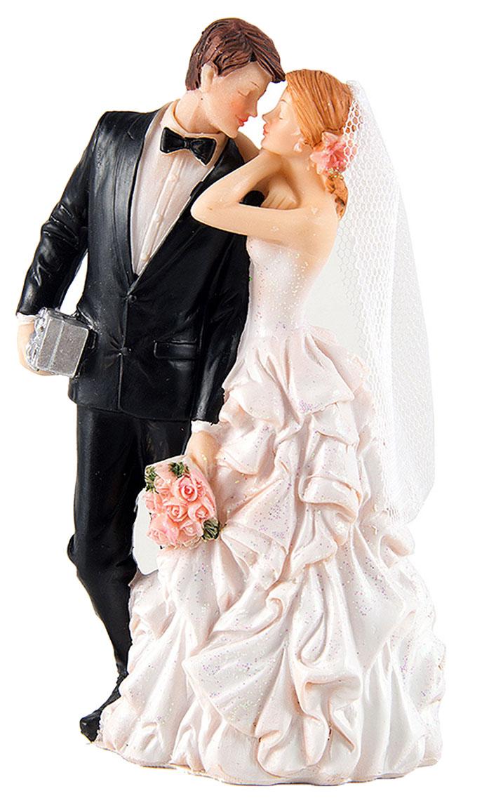 Фигурка декоративная Win Max Свадебная, 9х6х16см. 127852127852