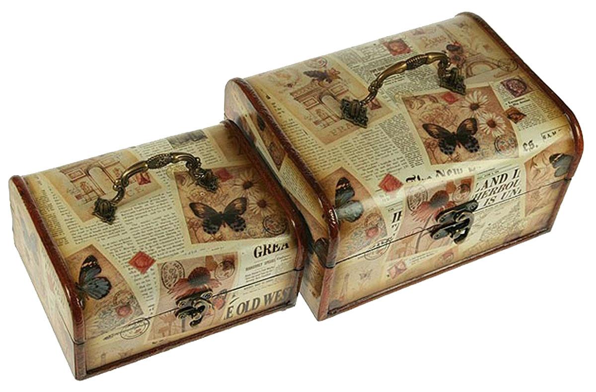 Набор сундучков Roura Decoracion, 2 шт, 22х16х12 см. 3465834658