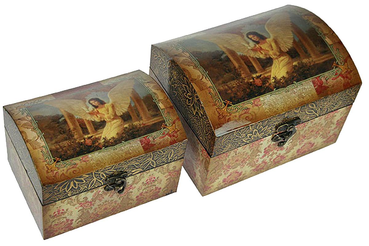 Набор сундучков Roura Decoracion, 2 шт, 22х17х16 см. 3471934719