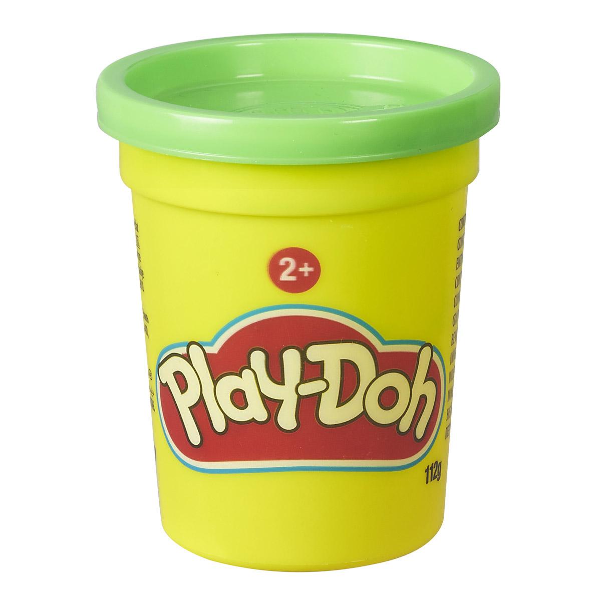 Play-Doh Масса для лепки цвет зеленыйB6754EU2_зелёныйМасса Play-Doh, предназначенная для лепки и моделирования, поможет малышу развить творческие способности, воображение и мелкую моторику рук. Очень мягкий пластилин хорошо мнется и быстро высыхает. Окрашен безопасным красителем. Лепка из пластилина - необычайно занимательный процесс не только для детей, но и для взрослых.