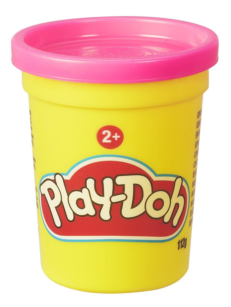 Play-Doh Масса для лепки цвет розовыйB6754EU2_розовыйМасса для лепки Play-Doh, предназначенная для лепки и моделирования, поможет малышу развить творческие способности, воображение и мелкую моторику рук. Очень мягкий пластилин хорошо мнется и быстро высыхает. Окрашен безопасным красителем. Лепка из пластилина - необычайно занимательный процесс не только для детей, но и для взрослых.
