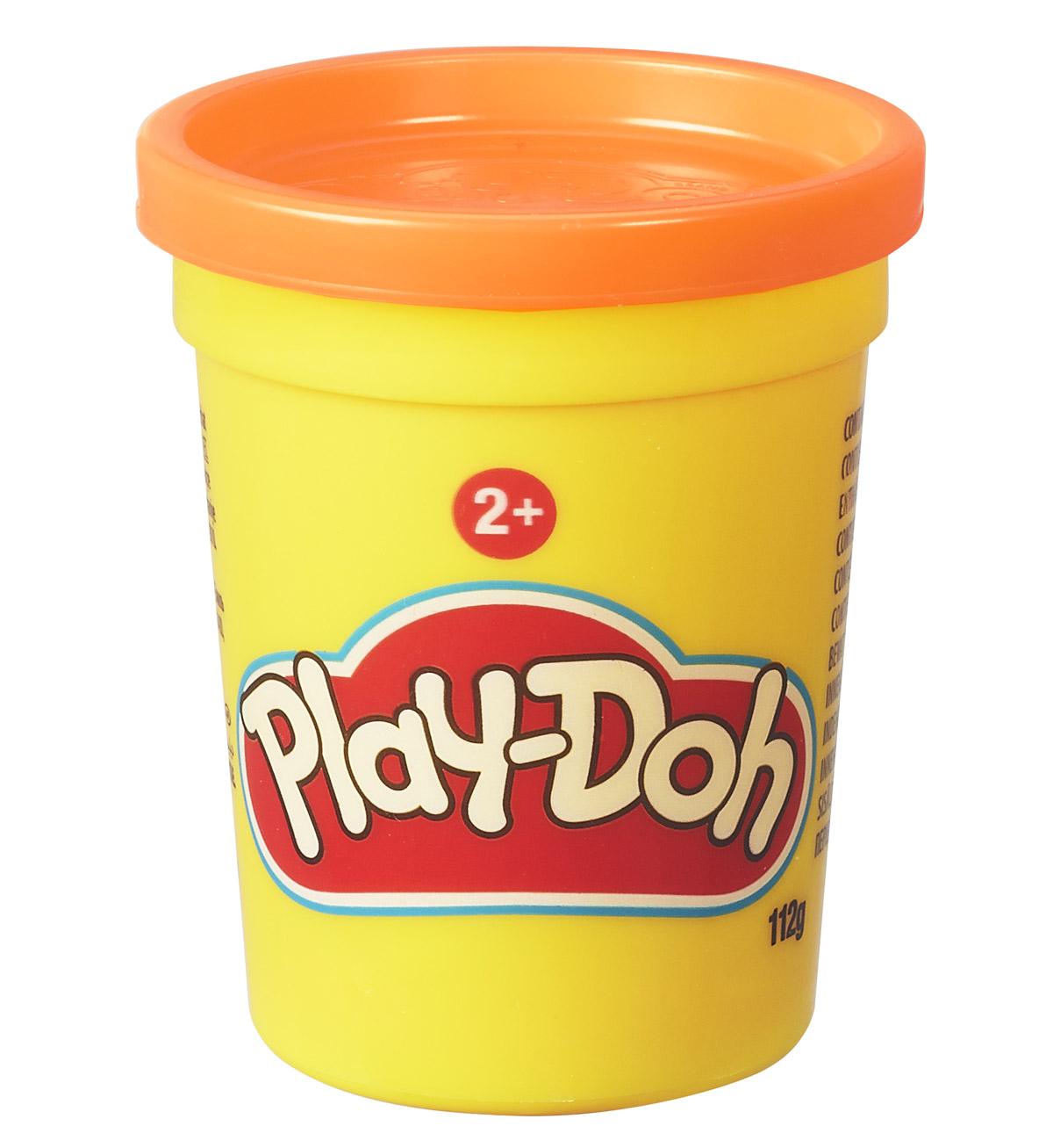 Play-Doh Масса для лепки цвет оранжевыйB6754EU2_оранжевыйМасса для лепки Play-Doh прекрасно подходит для обучения детей азам лепки. Поможет малышу развить творческие способности, воображение и мелкую моторику рук. Очень мягкий пластилин хорошо мнется и быстро высыхает. Окрашен безопасным красителем. Лепка из пластилина - необычайно занимательный процесс не только для детей, но и для взрослых.