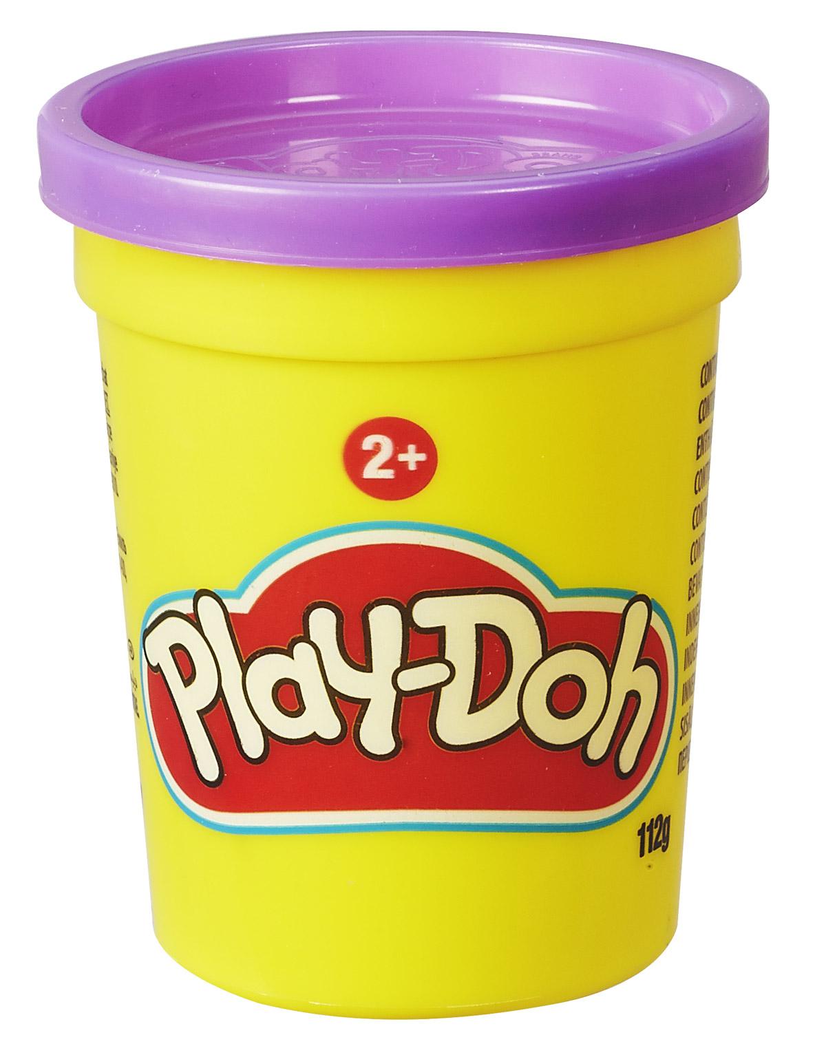 Play-Doh Масса для лепки цвет сиреневыйB6754EU2_сиреневыйМасса для лепки Play-Doh, предназначенная для лепки и моделирования, поможет малышу развить творческие способности, воображение и мелкую моторику рук. Очень мягкий пластилин хорошо мнется и быстро высыхает. Окрашен безопасным красителем. Лепка из пластилина - необычайно занимательный процесс не только для детей, но и для взрослых.