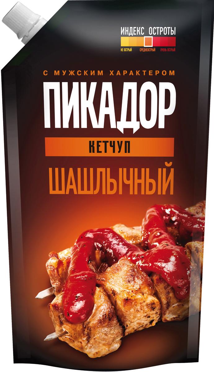 Пикадор кетчуп Шашлычный, 330 г