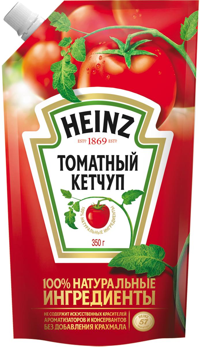 Heinz кетчуп Томатный, 350 г