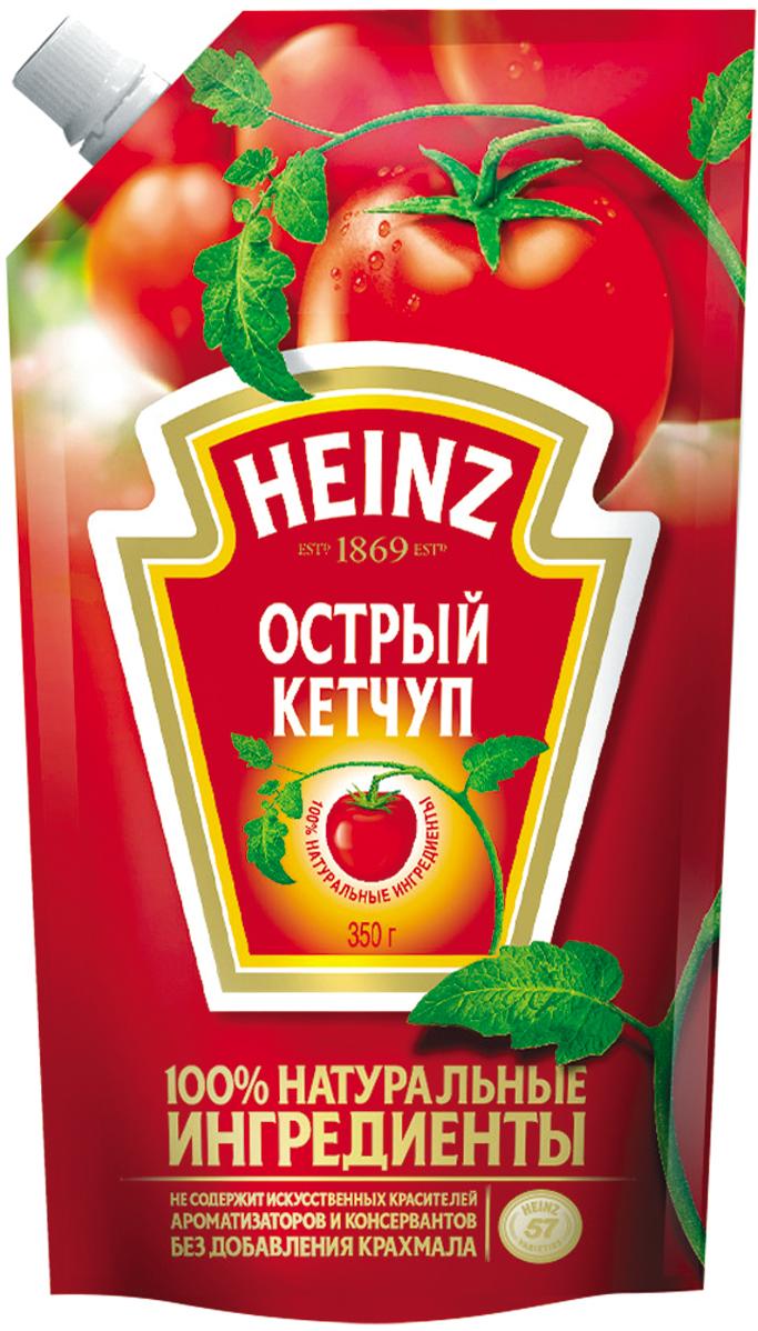 Густой Острый кетчуп Heinz с дозатором Традиционный рецепт уже 140 лет радует потребителя классическим вкусом кетчупа с густой консистенцией. разбавленный ароматом гвоздики и других пряных специй. В изготовлении продукта применяется томатная паста из свежих помидор. Традиционный рецепт уже 140 лет радует потребителя классическим вкусом кетчупа с густой консистенцией. Поставляется в дой-паке по 350 грамм.
