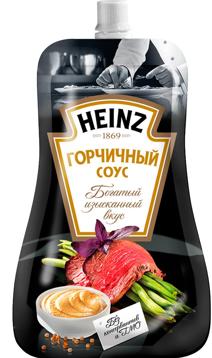 Heinz cоус Горчичный, 230 г