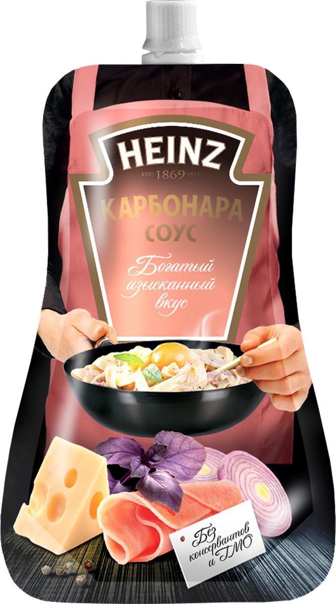 Heinz cоус Карбонара, 230 г