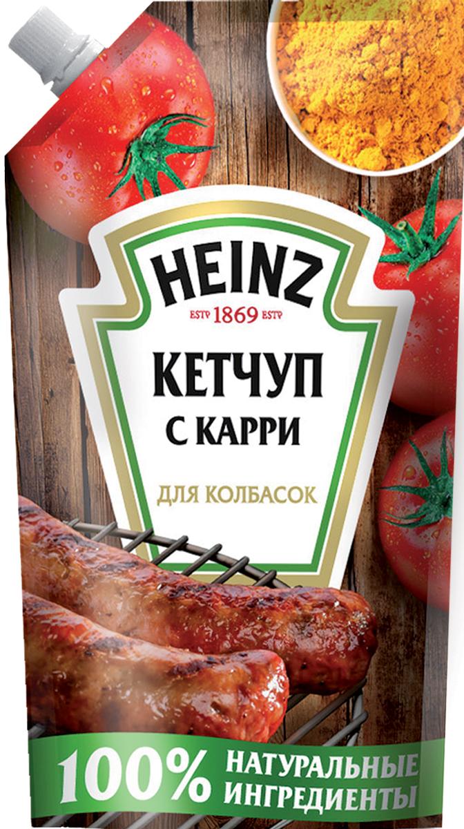 Heinz кетчуп для Колбасок на гриле, 350 г