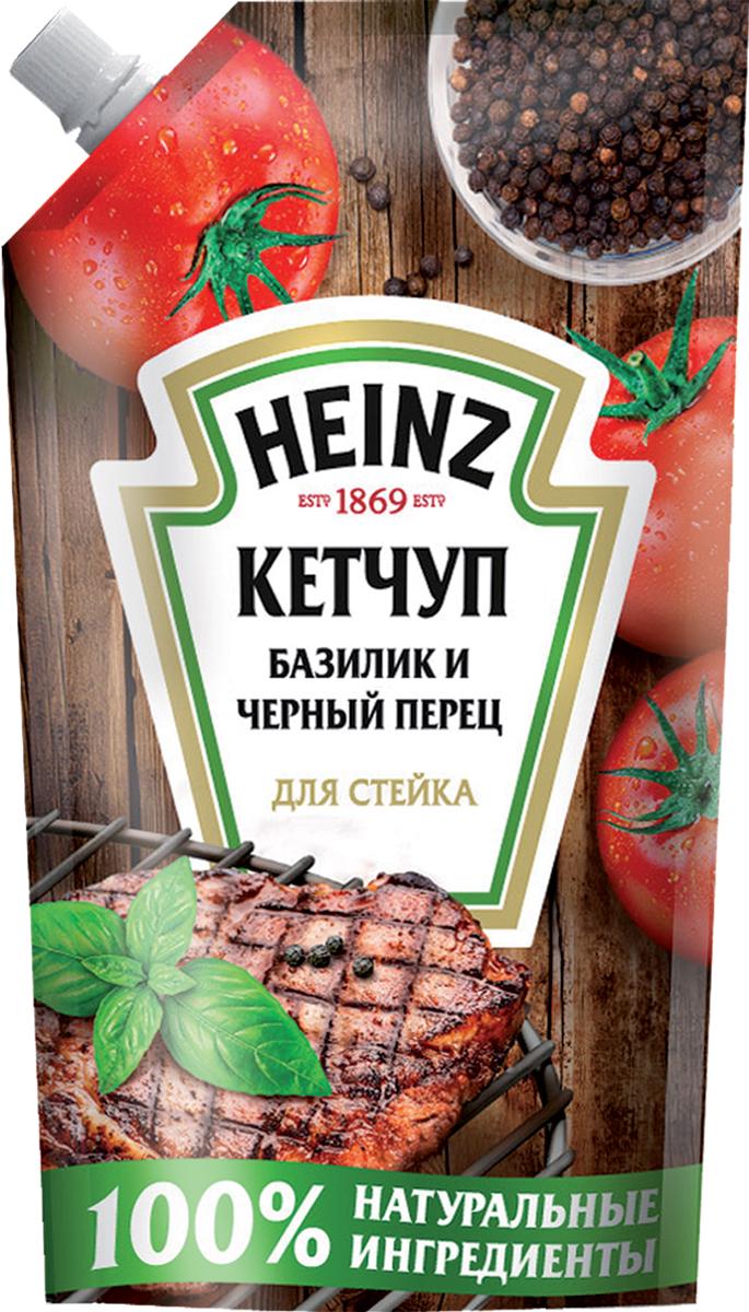 Heinz кетчуп для Стейка, 350 г